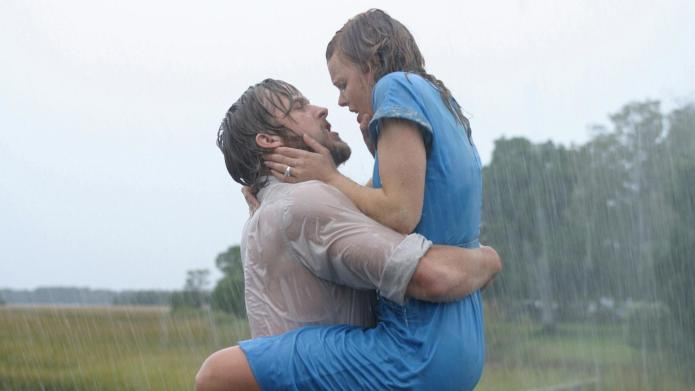 Who doesnt remember the love between Ally and Noah... wowza's...