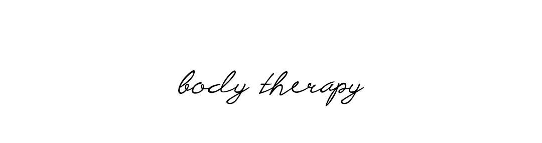 Organic Body skincare
