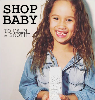 ORGANIC SKINCARE FOR BABY