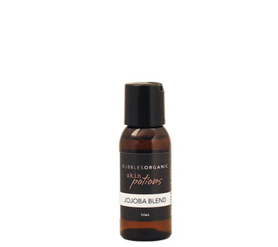 bubbles skin potions organic jojoba oil