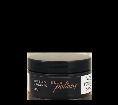 bubbles skin potions organic face mask polish